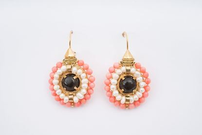 Picture of ELEONORA EARRING CORAL