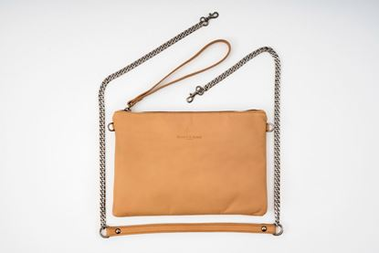 Foto de CROSS BODY BAG - TAN