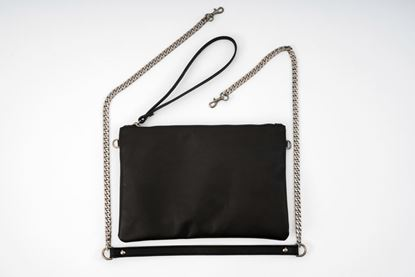 Foto de CROSS BODY BAG - BLACK