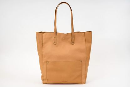 Picture of SHOPPING BAG - TAN