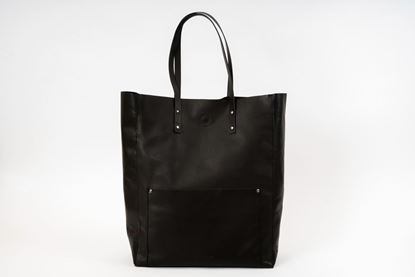 Picture of SHOPPING BAG - BLACK