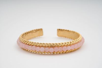 Picture of ROW BANGLE PINK