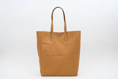 Picture of SHOPPING BAG - MUSTARD