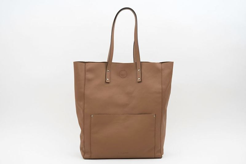 Picture of SHOPPING BAG - TOBACCO