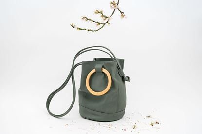 Picture of BUCKET BAG - GREEN