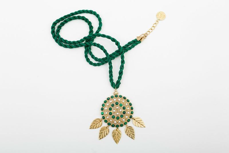 Picture of WESTERN PENDANT - GREEN