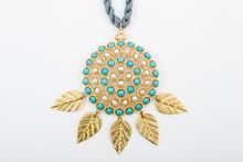 Picture of WESTERN PENDANT - TURQUOISE