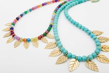 Picture of WESTERN NECKLACE - MULTICOLOR