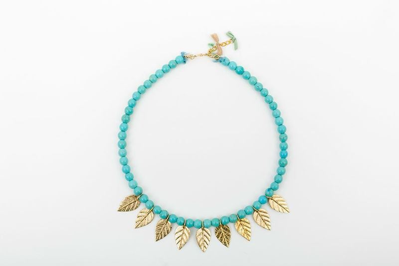 Picture of WESTERN NECKLACE - TURQUOISE
