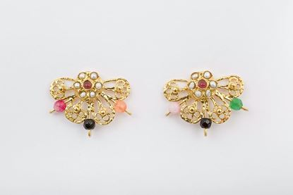 Picture of CHARRO EARRING - MULTICOLOR