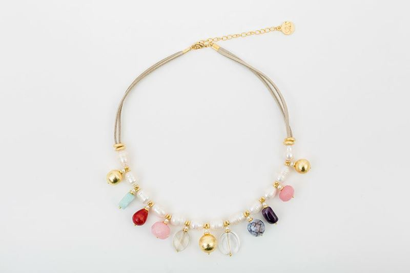 Foto de CALIMA NECKLACE - PEARL