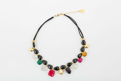 Picture of CALIMA NECKLACE - BLACK