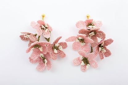 Picture of GLICINA EARRING - PALE PINK