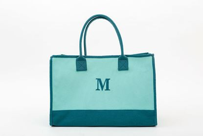 Picture of HAMTON´S BAG - TURQUOISE & BLUE