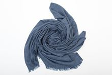 Picture of SCARF - DENIM