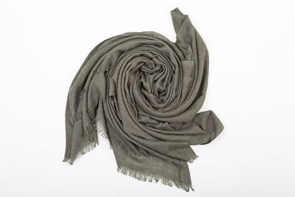 Picture of SCARF - OLIVE GREEN