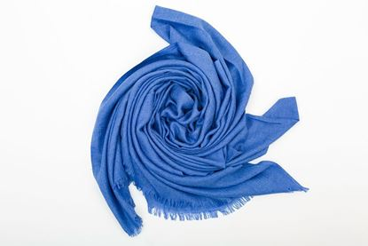 Picture of SCARF - BLUE KLEIN