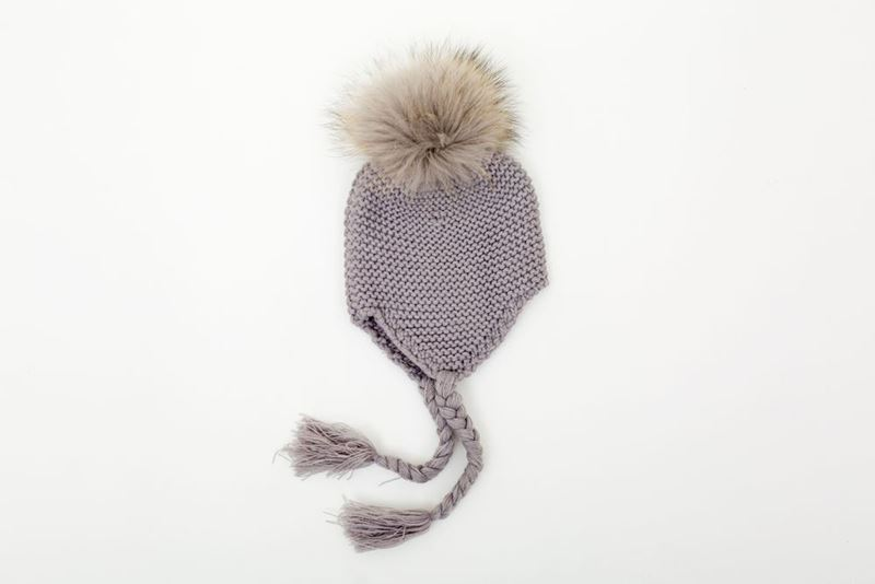 Picture of AVIATOR HAT GREY