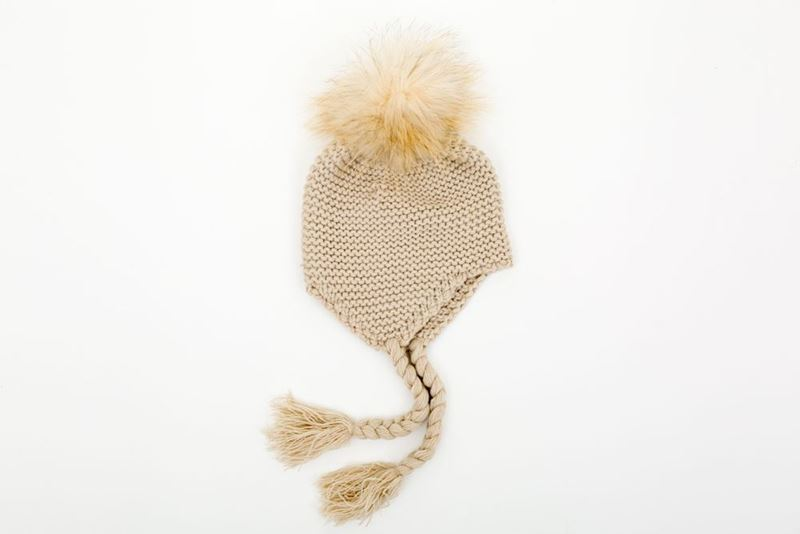 Picture of AVIATOR HAT BEIGE