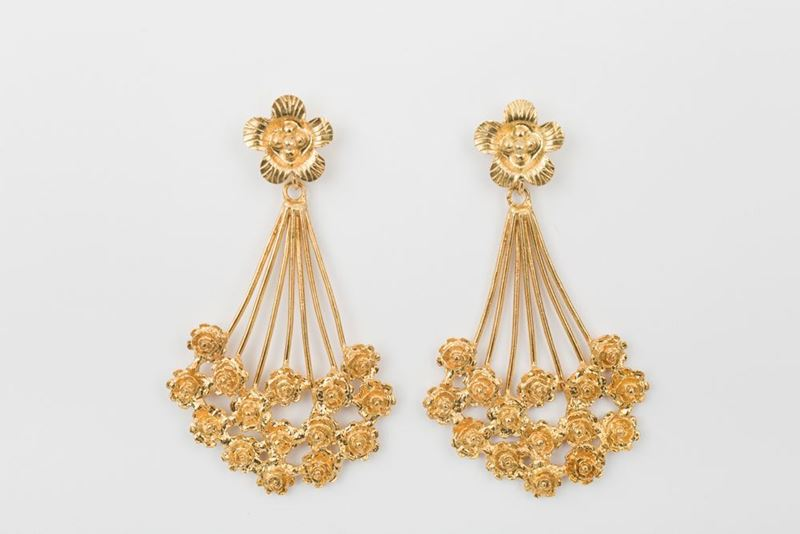 Foto de BUNCH EARRINGS