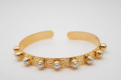 Picture of KATERINA BRACELET THIN - PEARL