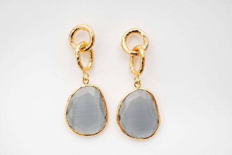 Picture of CHAIN DROP EARRING