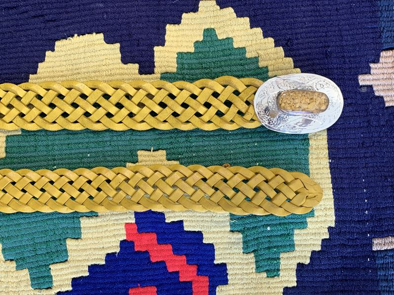Picture of PLAITED YELLOW BELT