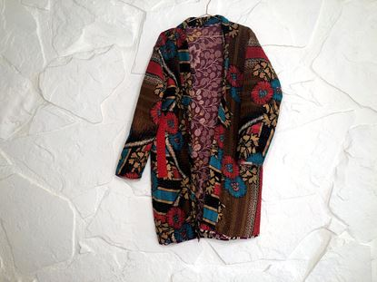 Picture of LONG REVERSIBLE GIPSY JACKET  20
