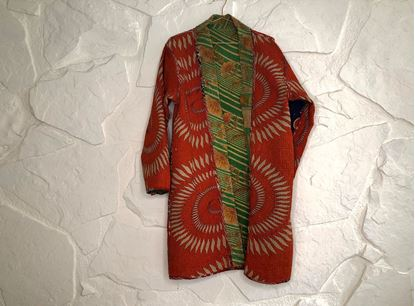 Picture of LONG REVERSIBLE GIPSY JACKET  22