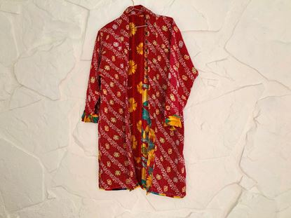 Picture of LONG REVERSIBLE GIPSY JACKET  25