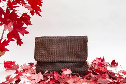 Picture of TESI BAG-CHOCOLATE