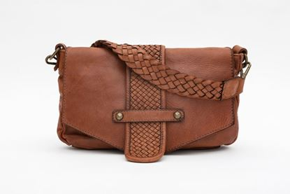 Picture of ALLEGRA BAG - CAMEL