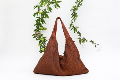Picture of BIANCA BAG - CAMEL