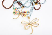 Picture of DRAGONFLY PENDANT - PEARL