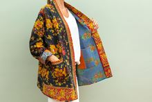 Picture of LONG REVERSIBLE GIPSY JACKET 10