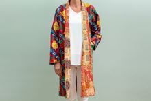 Picture of LONG REVERSIBLE GIPSY JACKET 6