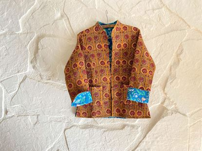 Picture of REVERSIBLE GYPSY JACKET 6 - M